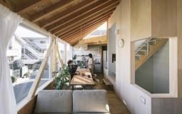 Khám phá ngôi nhà hiện đại với kiến trúc Nhật tại Tokyo