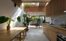 Khám phá ngôi nhà VH House: đem cả thiên nhiên vào nhà phố