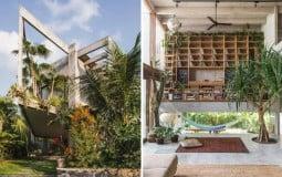 """Ngôi nhà Brutalist Tropical Home mang đến cảm giác về """"một cuộc sống nhiệt đới ngoài trời"""""""
