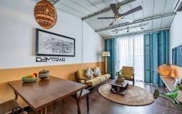 Kingston Resident Apartment: Căn hộ pha trộn giữa phong cách hiện đại và cổ điển