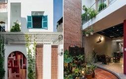 KSS House: Ngôi nhà ống cũ biến hình đầy mới mẻ với vẻ mộc mạc, bình yên