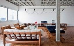 Thiết kế thông minh bên trong ngôi nhà Marias House