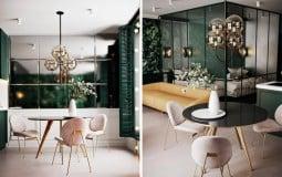 Không gian thư giãn với cách phối màu tinh - mỹ của ngôi nhà New York Concept House