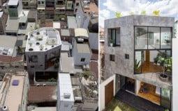 Nga House - Ngôi nhà thoáng đãng và tràn ngập ánh sáng nhờ thiết kế 7 cạnh
