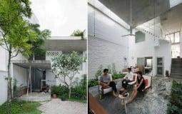 Say đắm trước vẻ đẹp của ngôi nhà phố T house tại quốc đảo Singapore