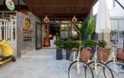 Không gian sống tuyệt vời tại căn biệt thự Kua Casa ở Đà Nẵng mộng mơ