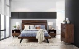 Kê giường ngủ như thế nào để hợp phong thủy phòng ngủ