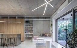 Cách sử dụng nội thất thông minh bên trong căn hộ The Box Loft