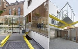 """Ngỡ ngàng """"vườn trên không"""" của TP House ở Mechelen, Bỉ"""