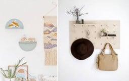 Cách tự làm đồ nội thất bằng vật liệu đơn giản