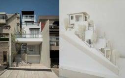 'Ngôi nhà bậc thang' White Cliff House được tạo nên từ chính những bất lợi