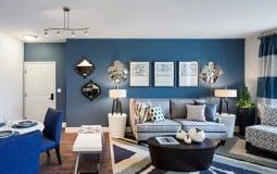 Những cách chọn màu sơn nhà cho người mệnh Thủy để rước tài lộc 2021