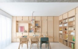 Ấn tượng với không gian tiện nghi bên trong căn hộ 30m2 tại Paris