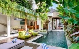 Biệt thự Bali tuyệt đẹp như chốn thiên đường
