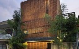 Có gì bên trong ngôi nhà gạch nung - ngôi nhà hiện đại  mang 'hơi thở' truyền thống