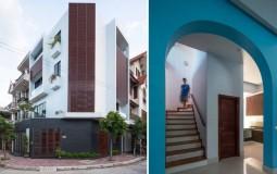 HD3 House: Giải pháp lấy sáng, thông gió hợp lý tạo  không gian sống thoáng và thoải mái