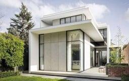 Chi phí xây nhà 1 tầng 100m2