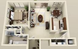 Hướng dẫn dự toán chi phí xây nhà 2 tầng cơ bản nhất