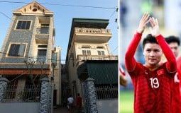 Khám phá bên trong căn nhà của tiền vệ Quang Hải ở ngoại ô Hà Nội