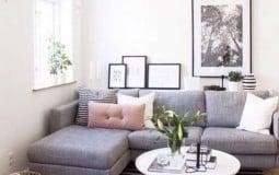Bí quyết chọn sofa cho phòng khách nhỏ