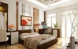 Mẫu thiết kế phòng ngủ đẹp từ 5m2-15m2