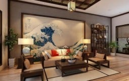 Theo chân người Nhật xem họ thiết kế phòng khách như thế nào?