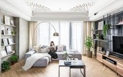 Tham khảo căn hộ với thiết kế tinh tế mang màu sắc cá nhân của đôi vợ chồng son
