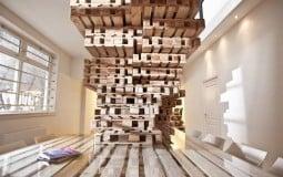 Những ý tưởng 'hồi sinh' tấm pallet gỗ vô hồn thành những sản phẩm nội thất tinh tế