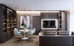 Hé lộ nội thất sang chảnh trong căn hộ của diễn viên Cao Thái Hà