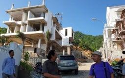 Khánh Hòa tính cho 82 dự án biệt thự, khu đô thị... 'cư ngụ' trên đồi núi