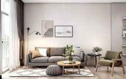 Không gian sống tiện nghi, gọn đẹp trong căn hộ 30m2