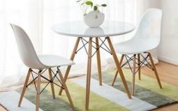 Những mẫu bàn trà nhỏ tô điểm cho phòng khách thêm xinh xắn