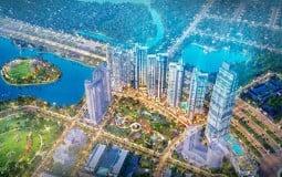 Eco Green Saigon sắp ra mắt tòa căn hộ giữa lòng công viên