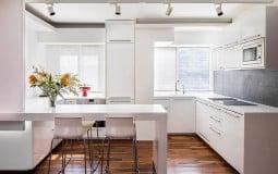 Thiết kế nhà nhỏ đẹp tiện nghi chỉ với vài mẹo đơn giản