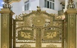 Chiều rộng cổng nhà theo chuẩn thước Lỗ Ban