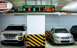 Khám phá bãi đậu xe thông minh bậc nhất Việt Nam
