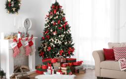 Cách bài trí cây thông Noel trong nhà ở hợp phong thủy