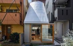 Love2 House: Ngôi nhà phố 20m2 với không gian sống tiện nghi bất ngờ