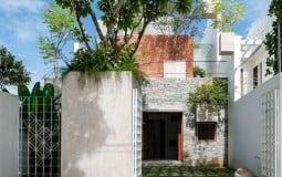 Độc đáo ngôi nhà 4 khối lập phương xếp chồng ở Đà Nẵng