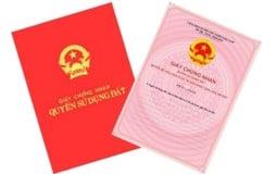 Phân biệt cấp Sổ đỏ với sang tên Sổ đỏ