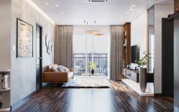 Cách bài trí nội thất khoa học, gọn đẹp trong căn hộ 60m2