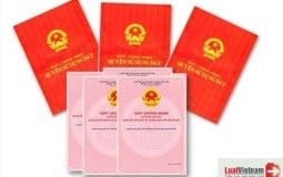 Tổng hợp toàn bộ giấy tờ bạn cần có khi sang tên Sổ đỏ
