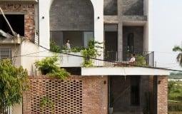 Khám phá kiến trúc độc đáo của ngôi nhà phố tại Hà Tĩnh