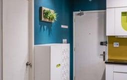 Khám phá căn hộ 60m2 với nét đẹp duyên dáng và hiện đại