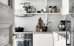 Cách đơn giản để bài trí phòng bếp đẹp đúng chuẩn phong cách Scandinavian