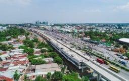 Tuyến metro Bến Thành - Suối Tiên sẽ hoàn thành vào cuối năm 2021