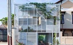 Làm nhà phố bằng kết cấu khung thép bền đẹp và tiết kiệm chi phí