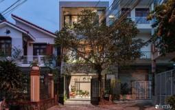 Vẻ đẹp ngọt ngào của ngôi nhà phố tại Quy Nhơn