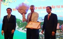 Bà Rịa - Vũng Tàu trao chứng nhận đầu tư cho 5 dự án mới