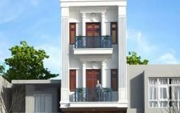 12 mẫu nhà phố tân cổ điển sang trọng nên tham khảo khi xây nhà